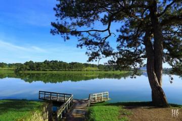 Top 4 hồ nước thơ mộng nhất Tây Nguyên