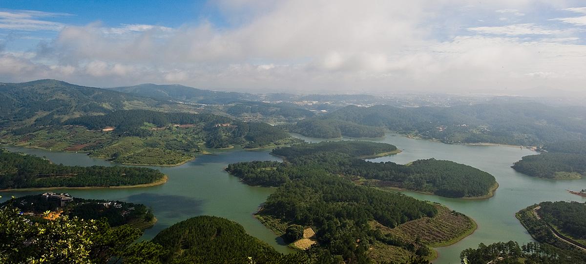 Núi Voi Đà Lạt, điểm đến của những người yêu thiên nhiên