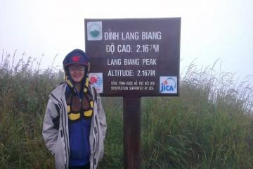 Tour leo núi Langbiang - Đà Lạt