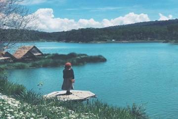 Happy Hill thiên đường sống ảo của giới trẻ khi đến Đà Lạt