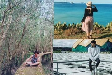 8 Địa điểm du lịch đẹp nhất Việt Nam bạn nên đến trước tuổi 30