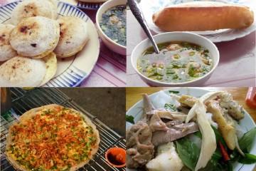 Thưởng thức 10 món ăn ngon ngất ngưởng tại Đà Lạt