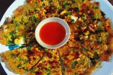 Bánh tráng nướng Đà Lạt xuất hiện trên sóng đài truyền hình EBS Hàn Quốc
