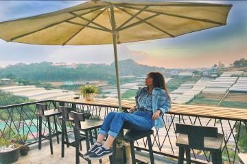 Top 5 quán cà phê Đà Lạt có view rừng núi đẹp nhất