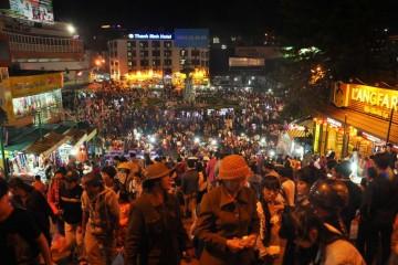 Lượng khách du lịch đến Lâm Đồng tăng trong 8 tháng đầu năm