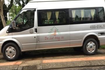 Dịch vụ cho thuê xe 16 chổ tại Đà Lạt