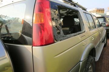 Hàng loạt ô tô bị đập vỡ kính để trộm đồ ở Đà Lạt