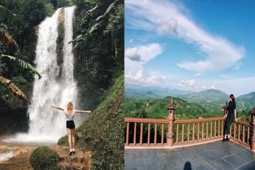 Khám phá thiên đường du lịch xinh đẹp bên cạnh Đà Lạt chỉ với 900k