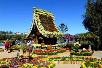 Lịch trình chi tiết Festival hoa Đà Lạt năm 2017