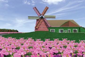 Ghé đến Đà Lạt những ngày giáp Tết, đừng bỏ qua 3 làng hoa tuyệt sắc của nơi đây