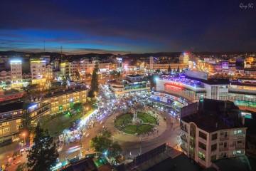 Lạ lùng một thành phố chẳng đèn giao thông