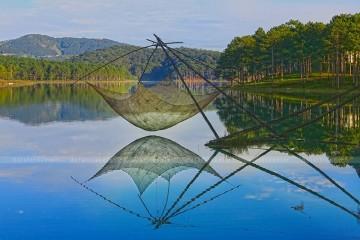 Hồ Tuyền Lâm Đà Lạt được công nhận là khu du lịch quốc gia đầu tiên của Việt Nam