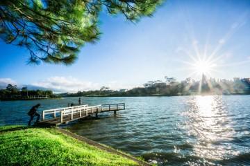 Top 5 hồ nước đẹp bậc nhất Đà Lạt