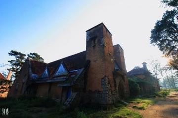 Bí ẩn khu tu viện ma mị xinh đẹp tại Đà Lạt