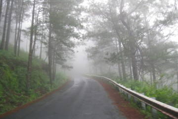 Tháng 3, Đà Lạt đón về những cơn mưa đầu mùa