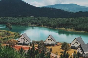 Thêm một ngôi làng Châu Âu đẹp ngất ngây mới toanh xuất hiện ở Đà Lạt