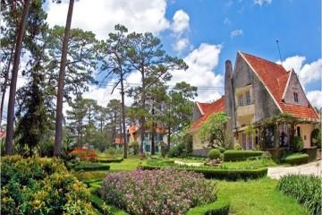 Top những khách sạn đẹp nhất tại Đà Lạt