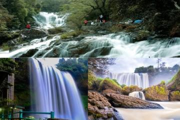 Top 10 thác nước đẹp nhất Đà Lạt - Lâm Đồng