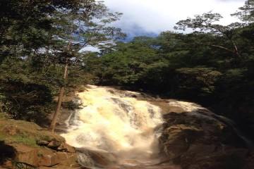 Du khách nước ngoài chết cùng hướng dẫn viên vì tai nạn tại thác Hang Cọp - Đà Lạt