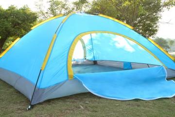 Dịch vụ cho thuê lều trại và túi ngủ tại Đà Lạt