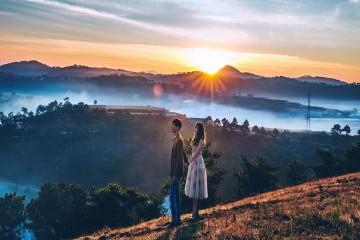 Phát hiện địa điểm lạng mạn như Hàn cho cặp đôi khi đến Đà Lạt