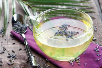 Trà Lavender - Công dụng của trà Lavender