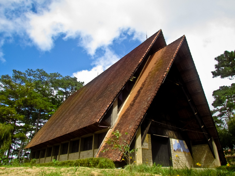 Nhà thờ Cam Ly - Đà Lạt