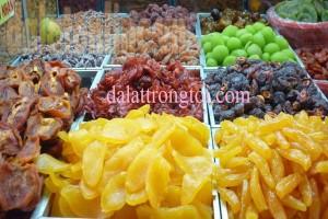Đặc sản Trung Quốc bày bán tràn lan ở Đà Lạt