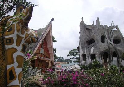 Biệt thự Hằng Nga-Crazy house Đà Lạt