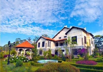 Resort Cadasa - Thiên đường Pháp giữa lòng Đà Lạt