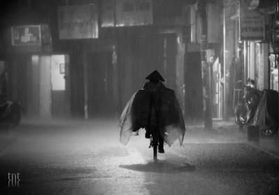 Đà Lạt, những cơn mưa chiều